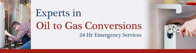 Oil To Gas Conversions NJ
